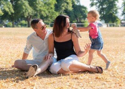 Sarah & Ian Newman Family