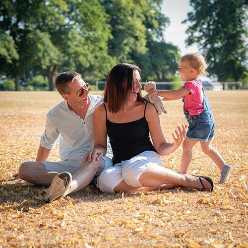 Summer Family Photoshoot Pages Park Bedfordshire with Robert Nelson Family Photographer